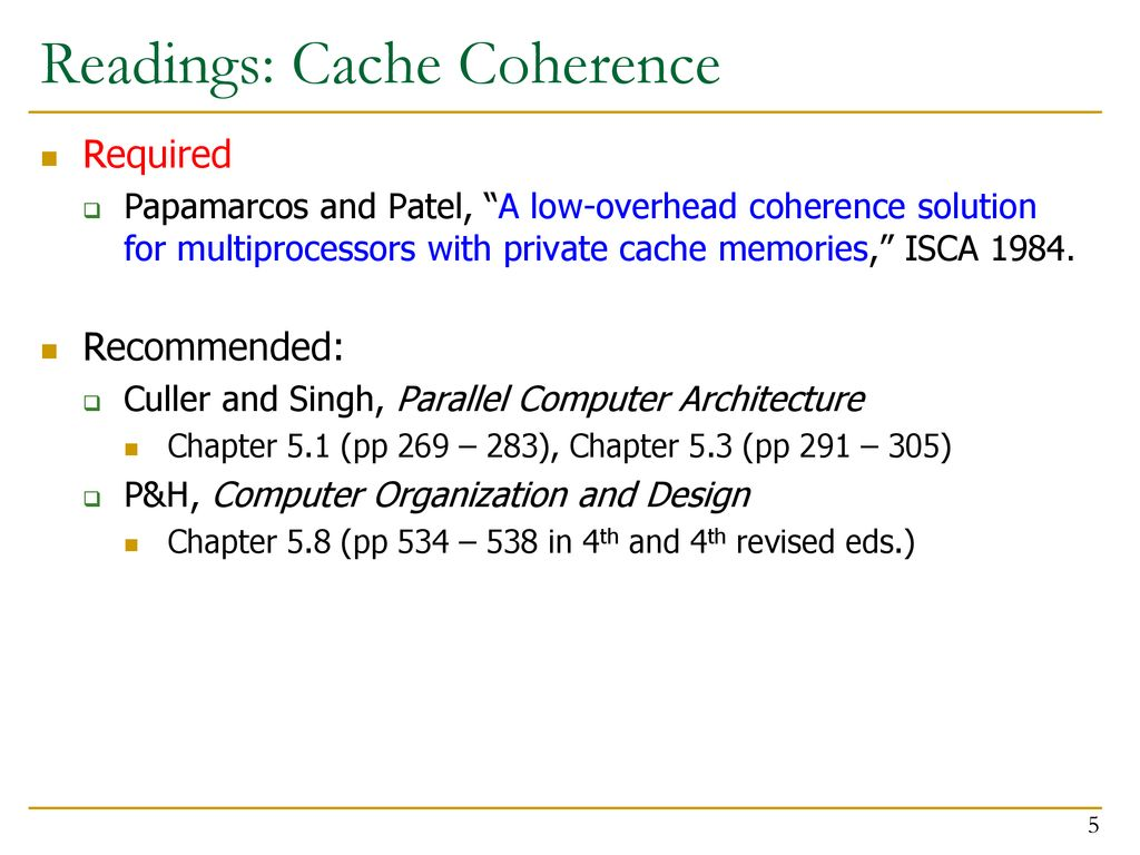 Computer Architecture Lecture 21a Multiprocessing Ppt Download