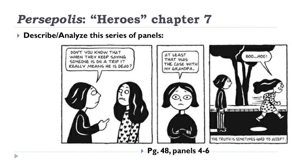 Persepolis The Letter Chapter 5 Ppt Download