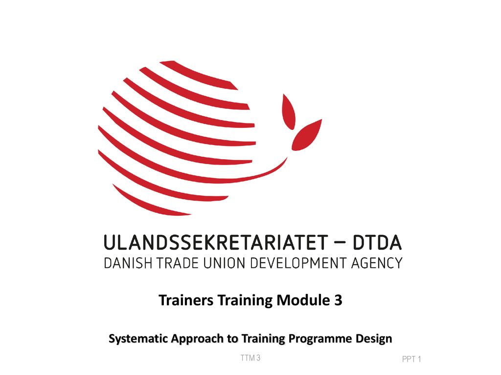 Trainers Training Module 3 Ppt Download