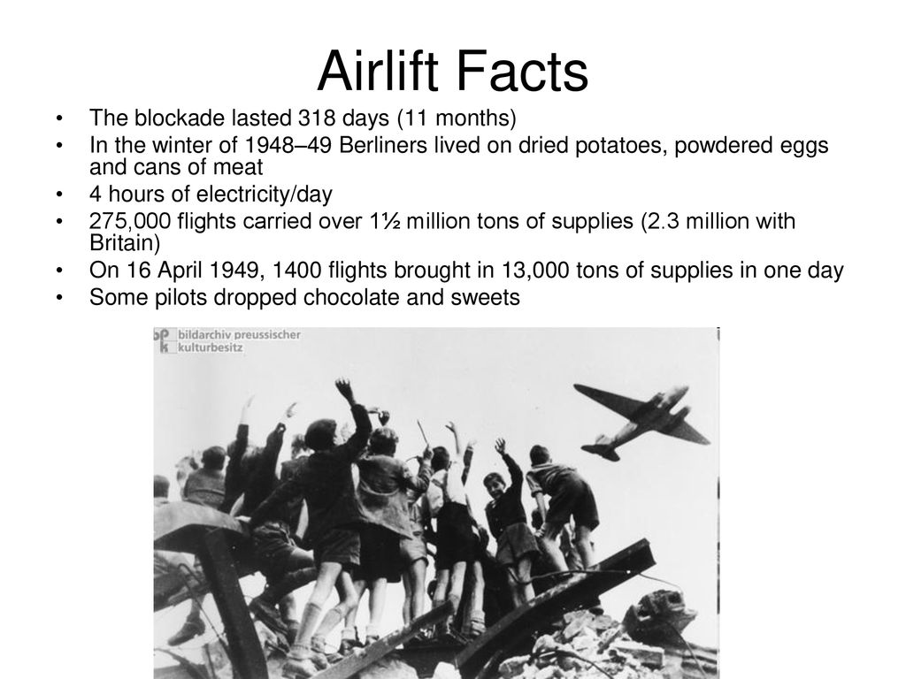 Berlin Airlift Nato How Did The Berlin Airlift And Nato Contribute To Increasing Tensions Of The Cold War Ppt Download