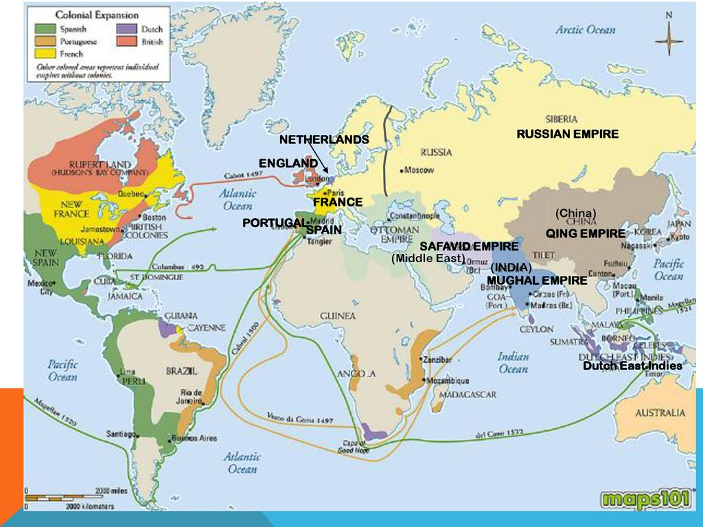 The World From Ppt Download