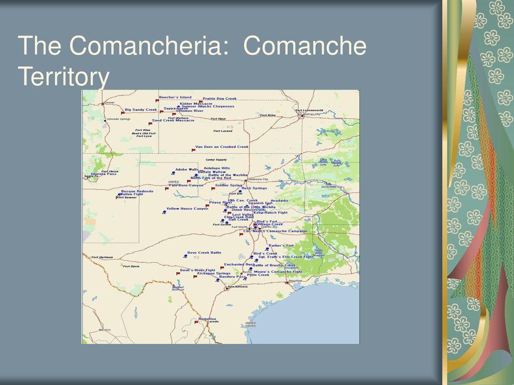 Apache Tonkawa Comanche And Kiowa Ppt Download