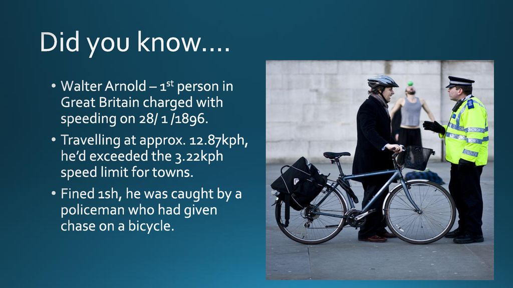 Did You Know The Longest Tandem Bike Ever Built Had 35 Seats And Was About 67 Feet Long Ppt Download
