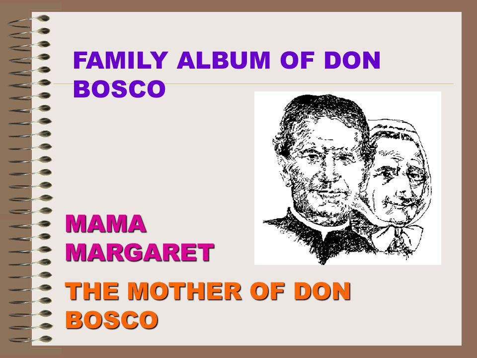 FAMILY ALBUM OF DON BOSCO