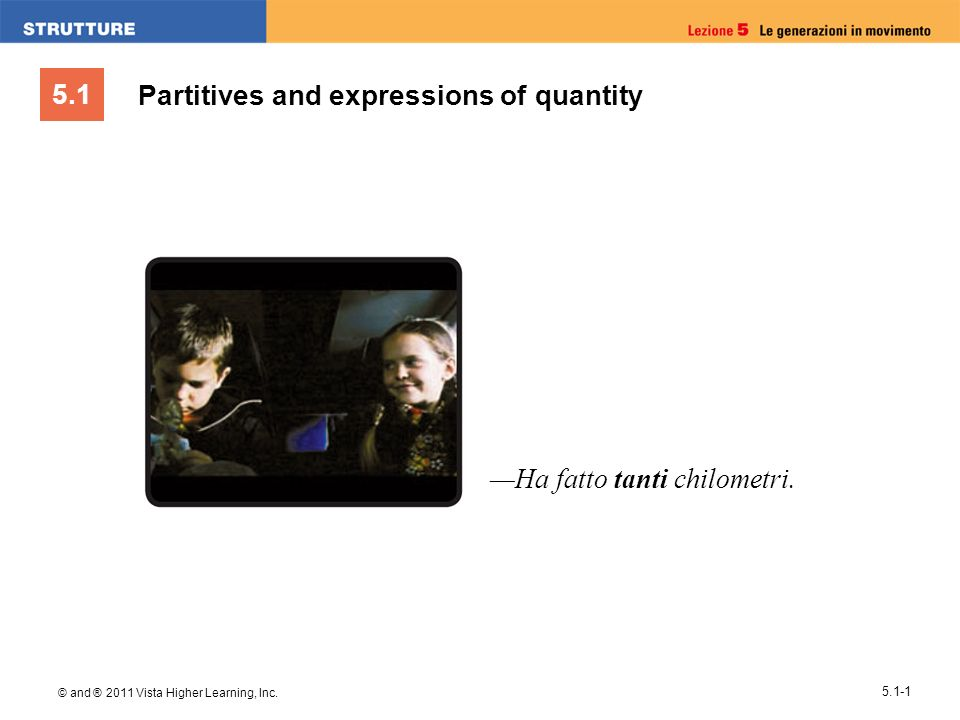 Partitives and expressions of quantity