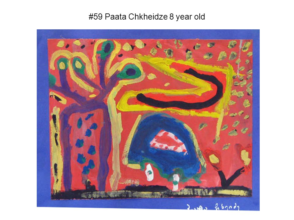 #59 Paata Chkheidze 8 year old