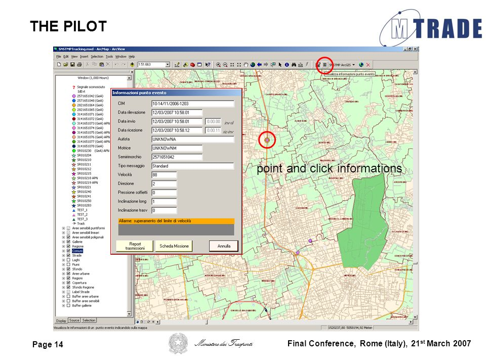 THE PILOT point and click informations