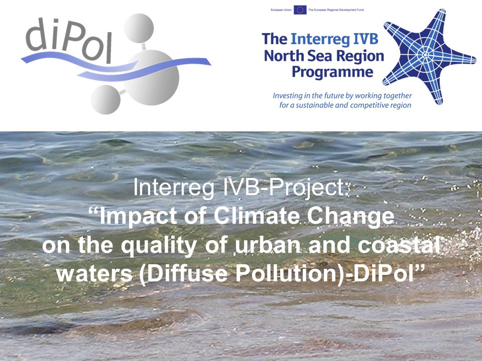 Interreg IVB-Project: Impact of Climate Change