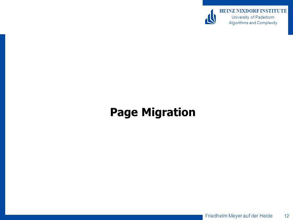 Page Migration