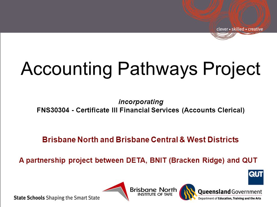 A partnership project between DETA, BNIT (Bracken Ridge) and QUT
