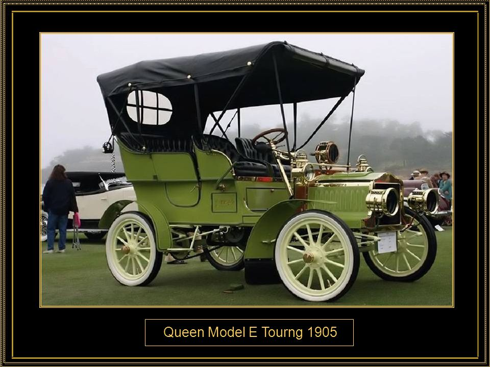 Queen Model E Tourng 1905
