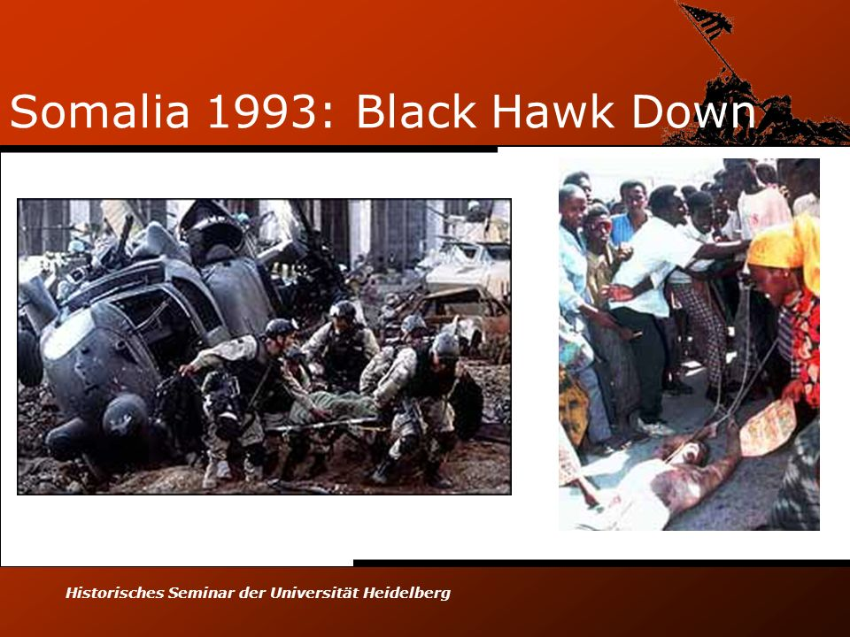 Somalia 1993: Black Hawk Down