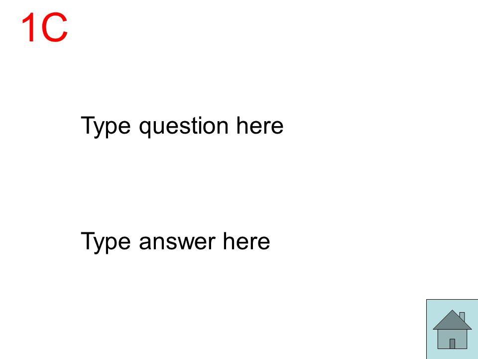 1C Type question here Type answer here