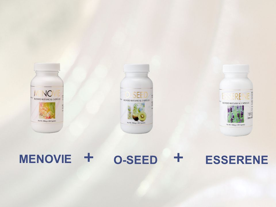 + + MENOVIE O-SEED ESSERENE