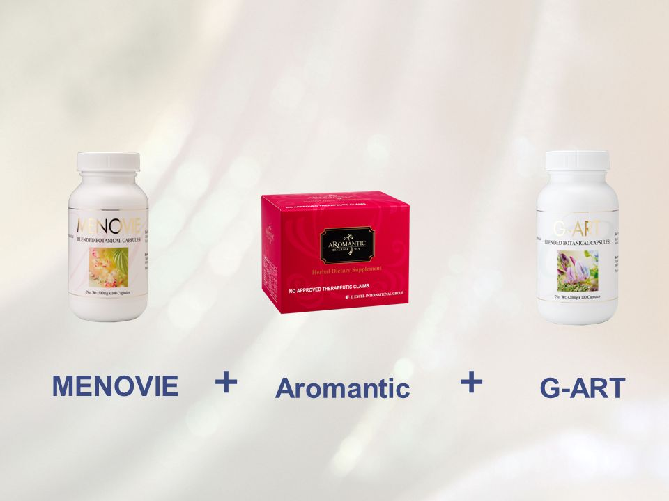 + + MENOVIE Aromantic G-ART