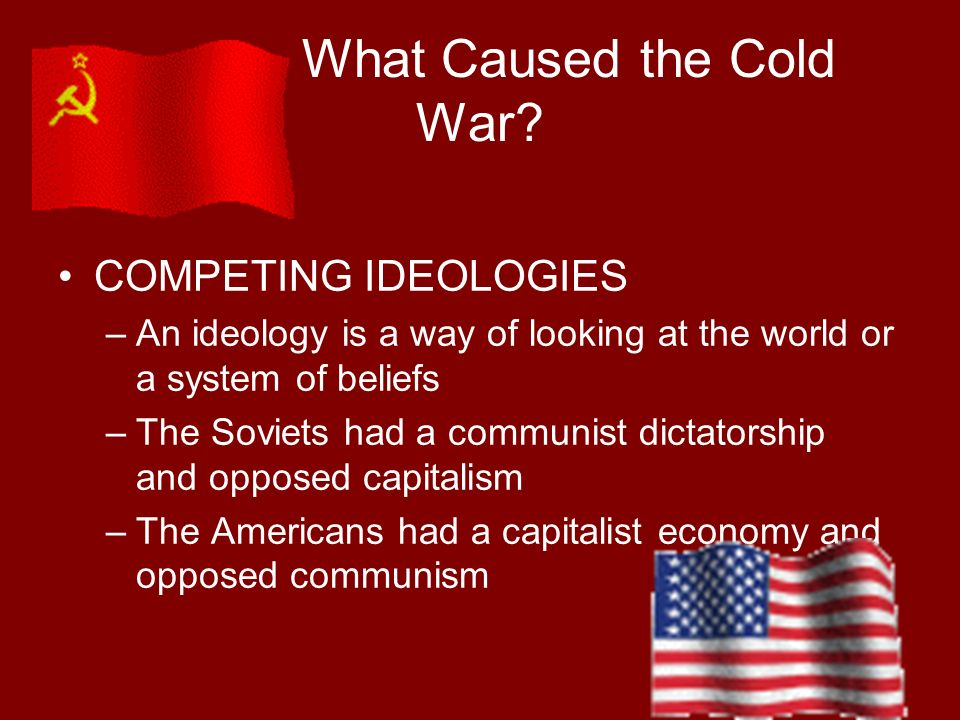 What Caused the Cold War