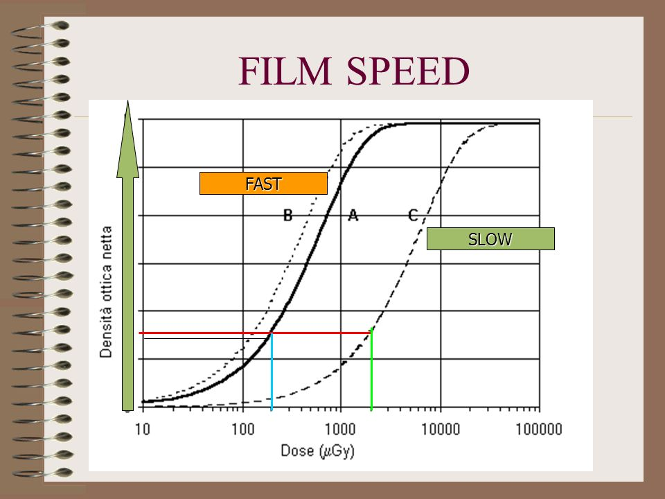 FILM SPEED FAST SLOW
