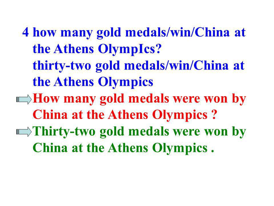 4 how many gold medals/win/China at