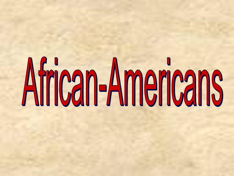 African-Americans