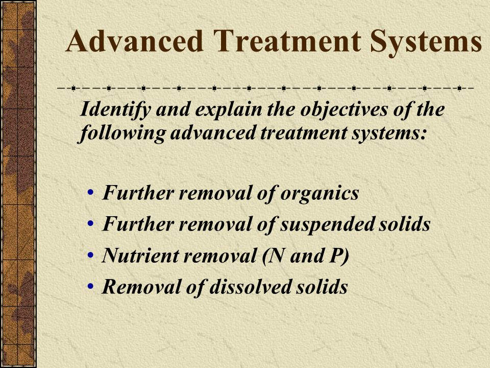 Advanced Treatment Systems