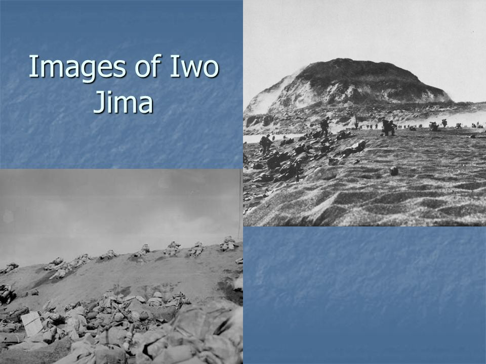 Images of Iwo Jima
