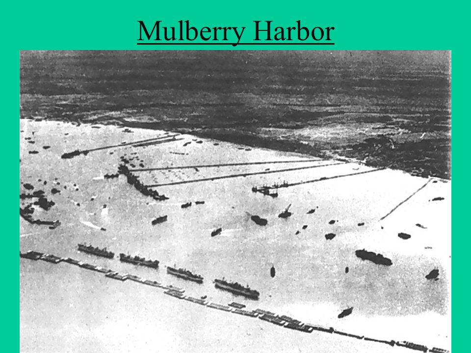 Mulberry Harbor
