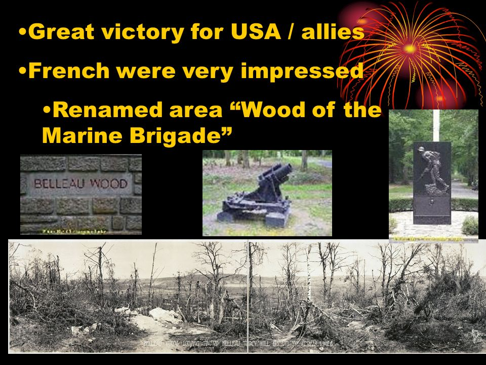 Great victory for USA / allies