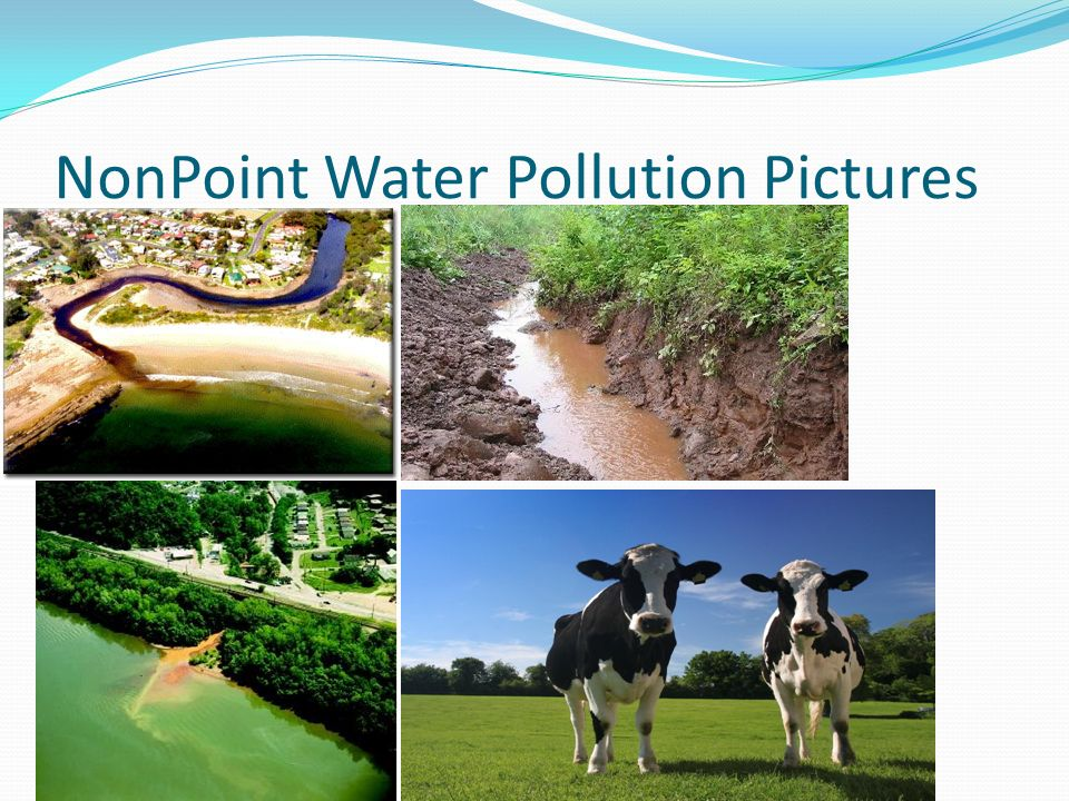 NonPoint Water Pollution Pictures