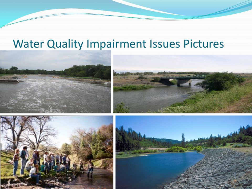 Water Quality Impairment Issues Pictures