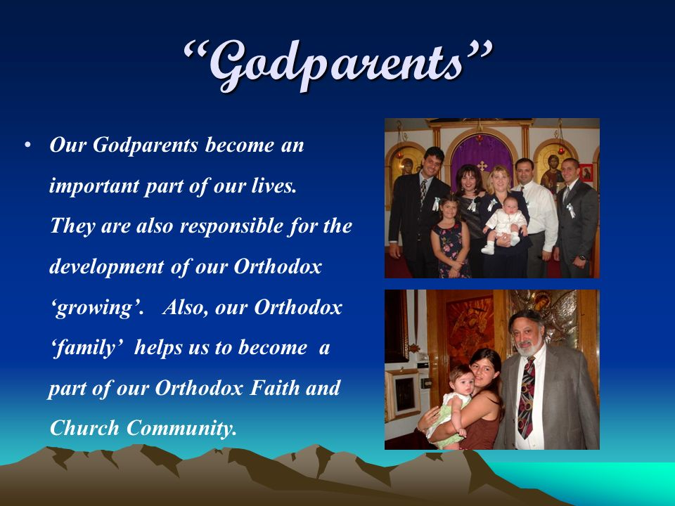 Godparents
