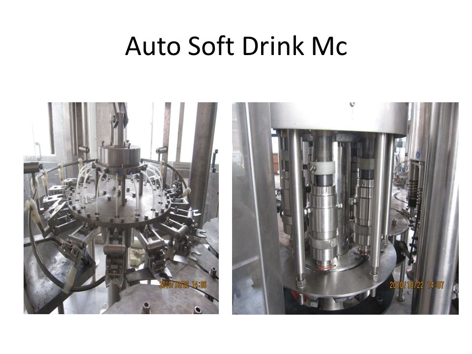 Auto Soft Drink Mc
