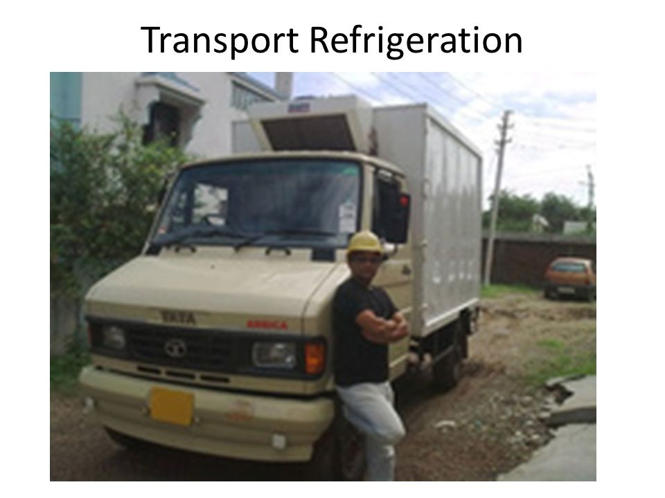 Transport Refrigeration