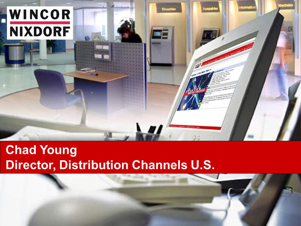 Chad Young Director, Distribution Channels U.S.