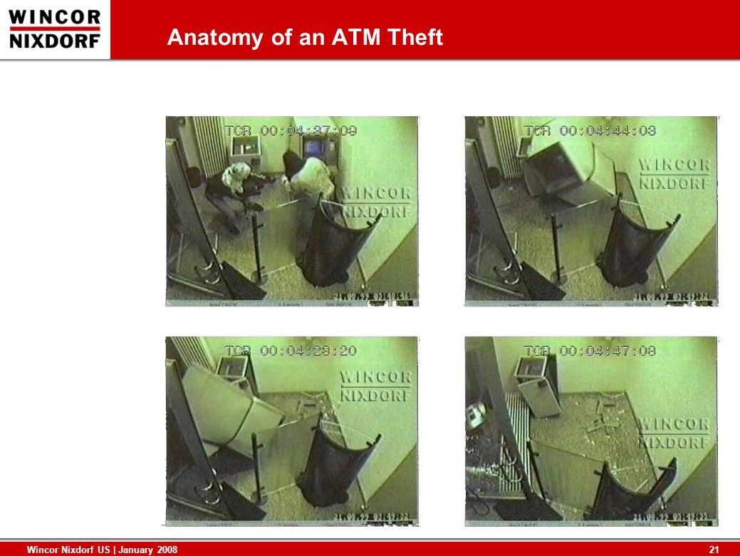 Anatomy of an ATM Theft