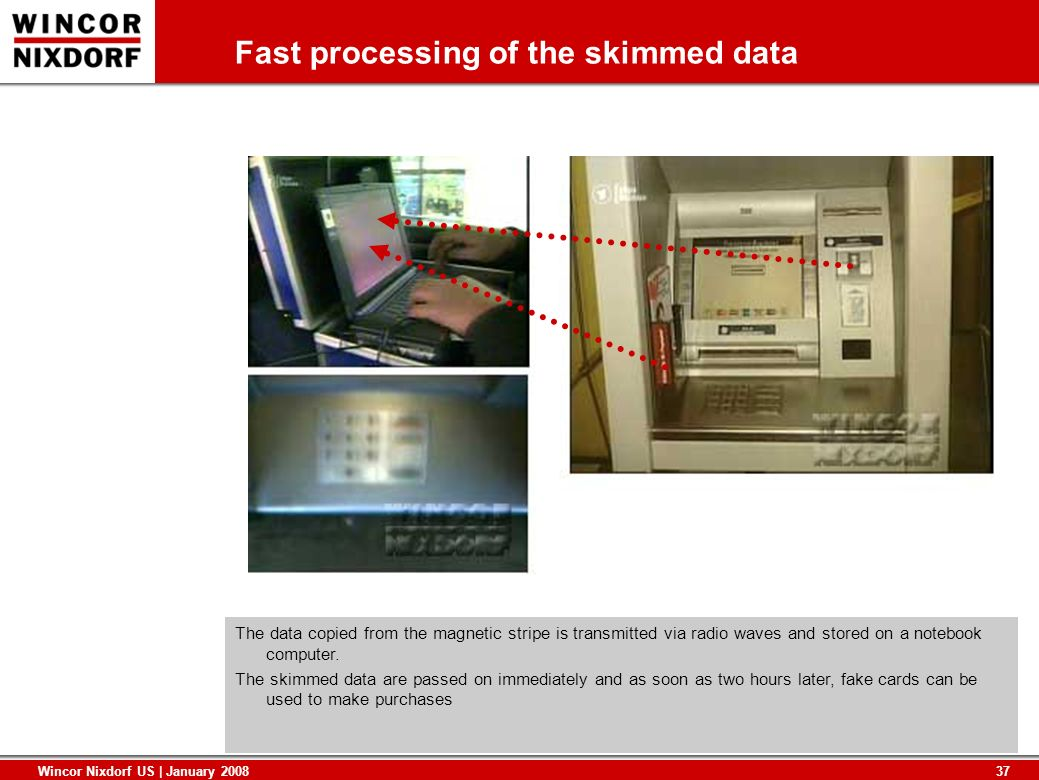 Fast processing of the skimmed data