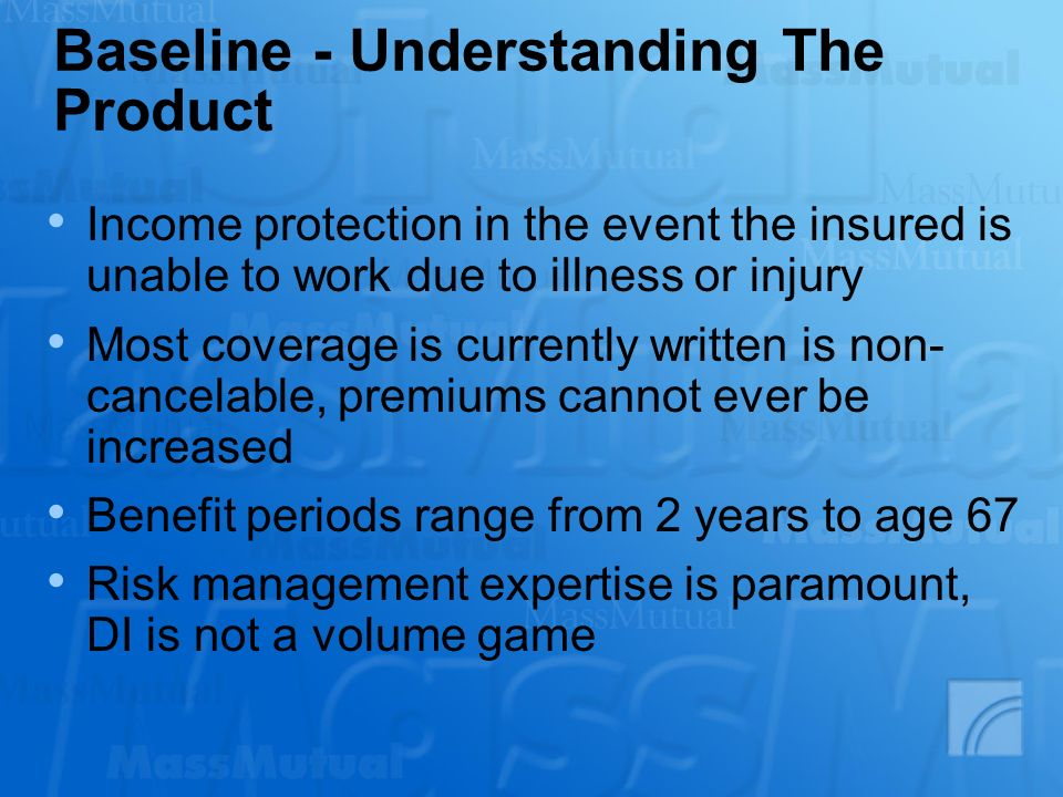 Baseline - Understanding The Product