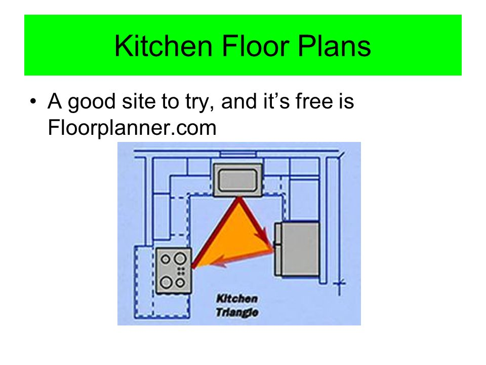 Kitchen Floor Plans A good site to try, and it's free is Floorplanner.com