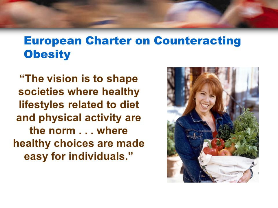 European Charter on Counteracting Obesity