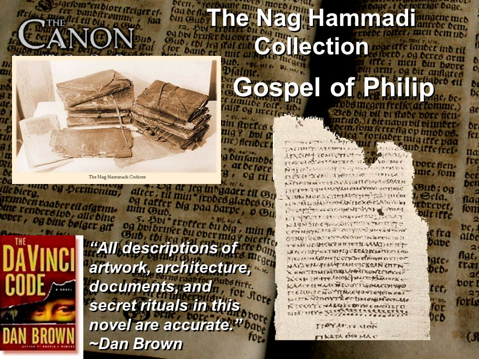 The Nag Hammadi Collection