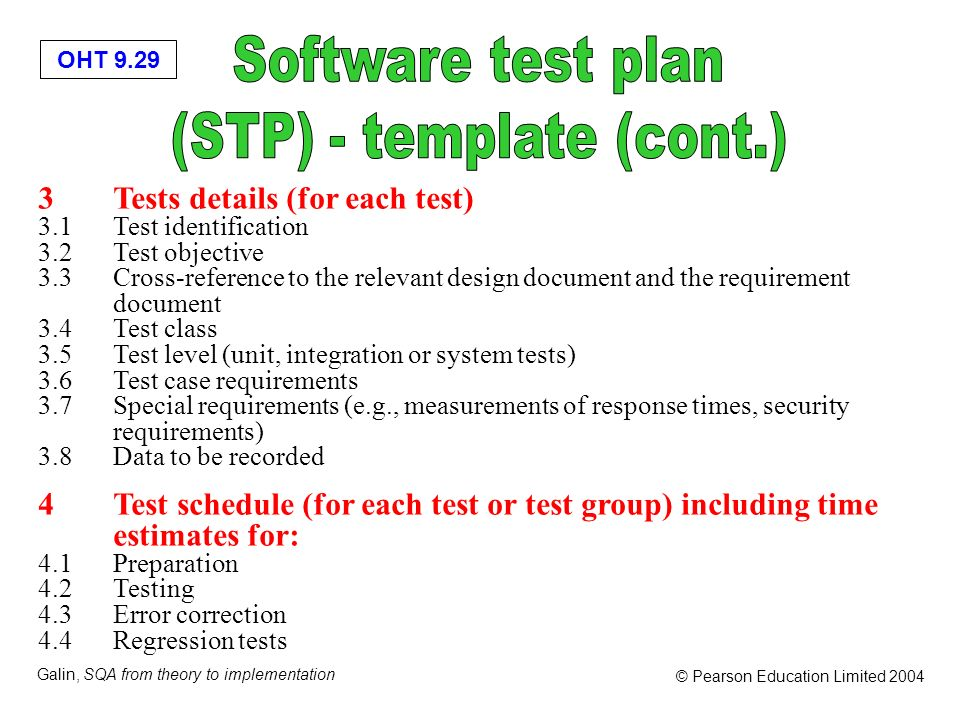 (STP) - template (cont.)