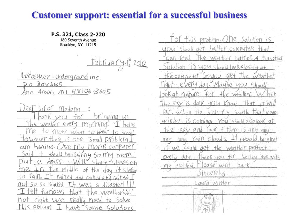 Customer support: essential for a successful business