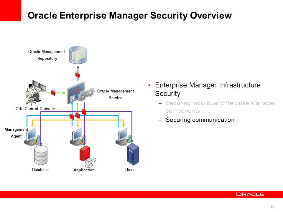 Oracle Enterprise Manager Security Overview