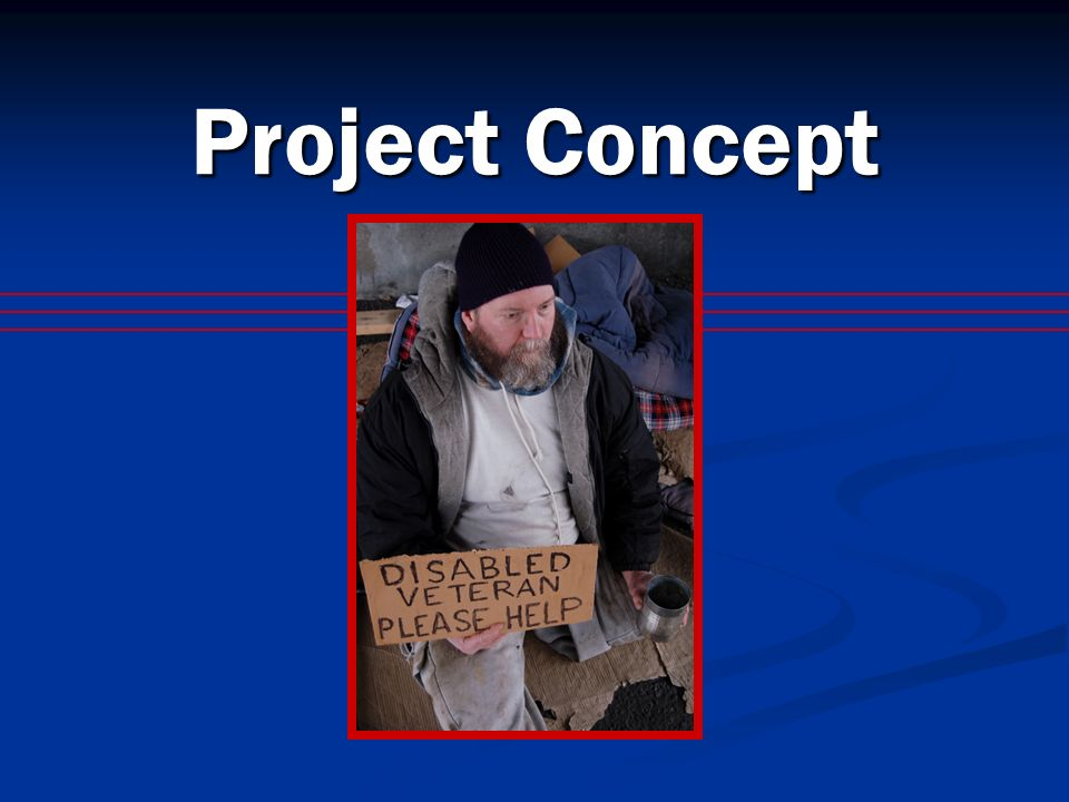 Project Concept This is a title slide