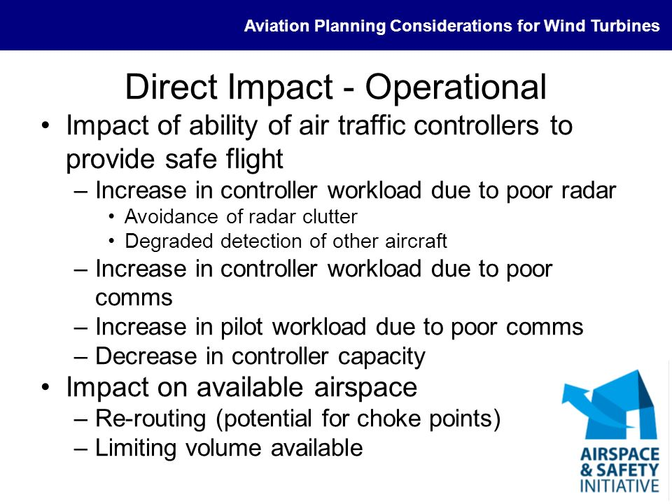 Direct Impact - Operational