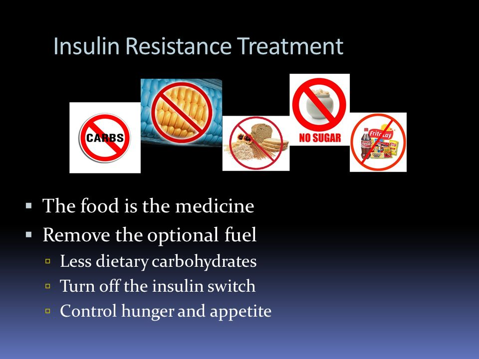 Insulin Resistance Treatment