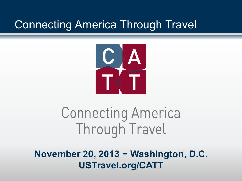 Connecting America Through Travel