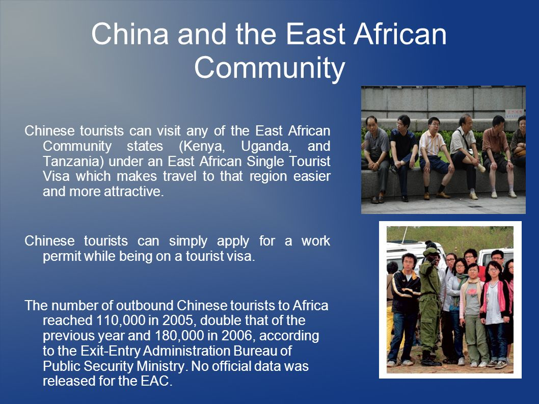 China and the East African Community
