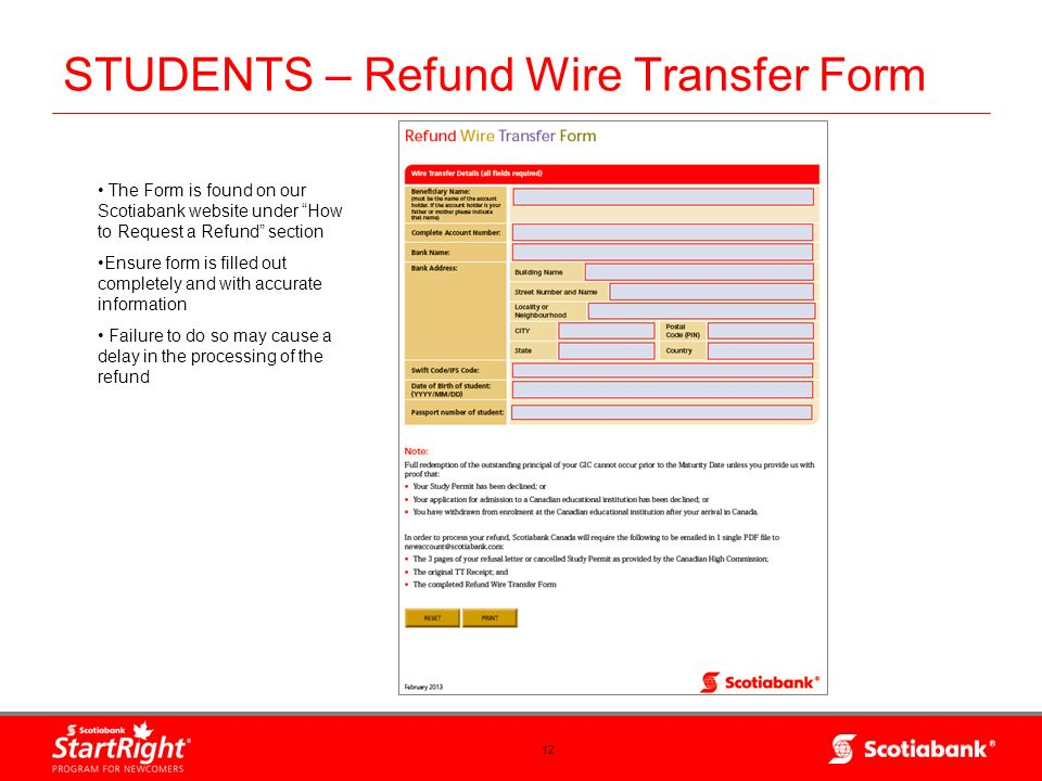 Scotiabank Student Gic Program Ppt Video Online