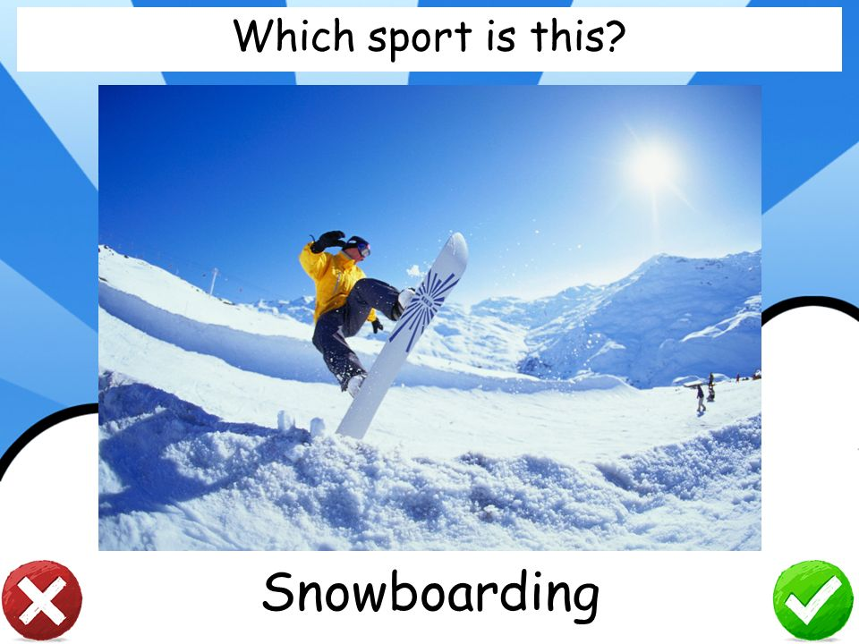 Which sport is this Snowboarding