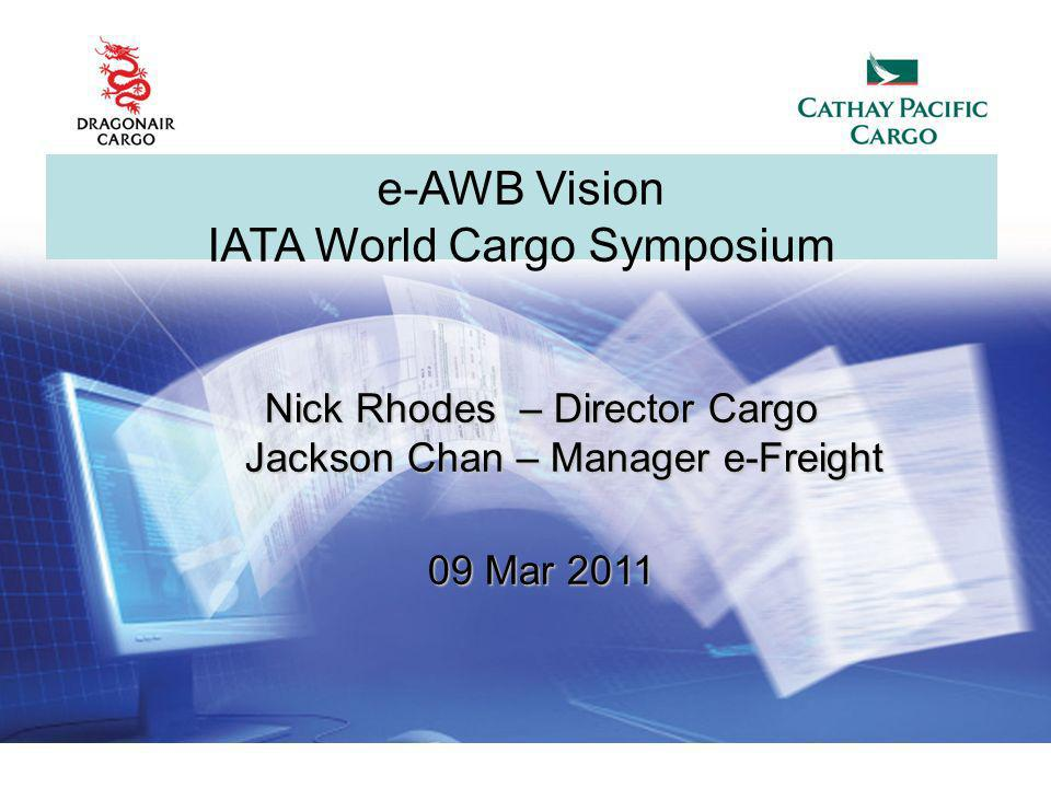 IATA World Cargo Symposium